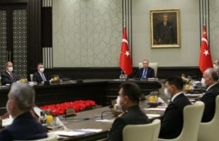MGK'dan Doğu Akdeniz mesajı: Türk milletinin...