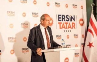 """Tatar: """"Kalkınma ve Doğu Akdeniz için seçimi..."""
