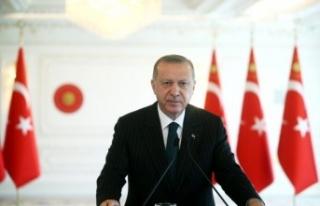 TC Cumhurbaşkanı Erdoğan'dan AB liderlerine mektup