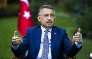 TC Cumhurbaşkanı Yardımcısı Oktay: Ülkemizin...