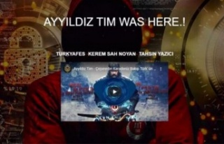 "Türk hacker grubundan Yunanistan'a darbe: ""Bir..."