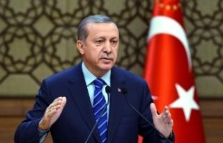 'Türkiye, Doğu Akdeniz'de kararlı ve aktif...