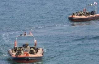 Türkiye-KKTC Ortak Tatbikatı SAT-SAS harekâtları...