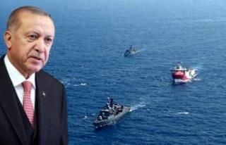 """""""Türkiye ve KKTC'nin içinde adil şekilde yer..."""