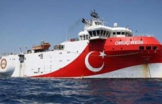 Türkiye'den yeni Navtex ilanı