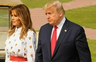 ABD Başkanı Trump ve eşinin COVID-19 testi pozitif...