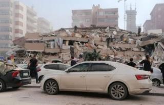 AFAD: 4 kişi hayatını kaybetti 120 yaralı var