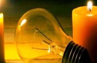 Alsancak ve Lapta'da bazı bölgelere yarın elektrik...