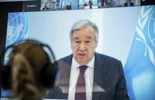 BM Genel Sekreteri Guterres: Covid-19 çağımızın...