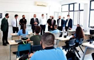 Çavuşoğlu:Ders kayıpları en kısa sürede giderilecek