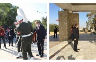 Cumhurbaşkanı Tatar, Cumhuriyet Meclisi Genel Kurulu'nda...
