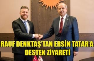 Denktaş: Kıbrıs Türkü anavatandan ayrılmaz bir...