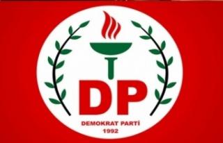 DP ikinci turda Ersin Tatar'ı destekleyecek