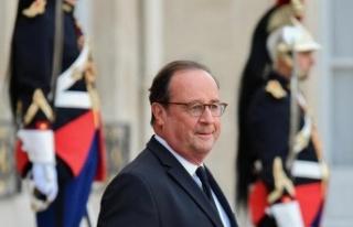 Eski Fransa Cumhurbaşkanı Hollande: Teröristleri...