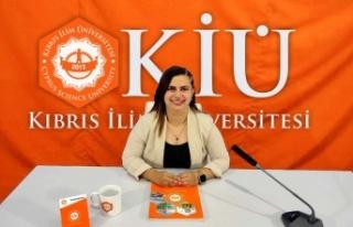 Kıbrıs İlim Üniversitesi Dekanı Doç. Dr. Rukiye...