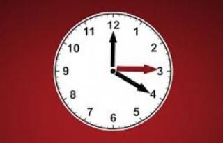 Kış Saati Uygulaması Saatlerin 1 Saat Geri Alınmasıyla...