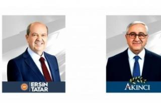 Oy pusulasında 1'inci sırada Tatar, 2'nci sırada...
