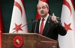 Tatar: 5'li konferans Kıbrıs konusunun neticeye...