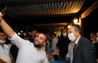 Tatar: Türkiye ile kavgalı bir cumhurbaşkanı ile...