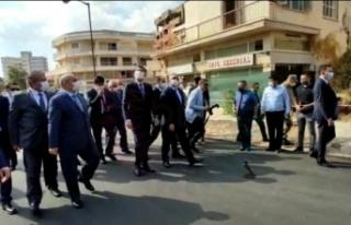 TC Çevre ve Şehircilik Bakanı Kurum, Kapalı Maraş...