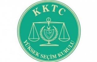 YSK, Gezici veya başka kamuoyu yoklamalarının ilanını...