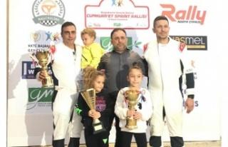 2020 Kuzey Kıbrıs Sprint Ralli Şampiyonası Cumartesi...