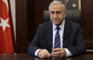 4. Cumhurbaşkanı Mustafa Akıncı mal bildiriminde...