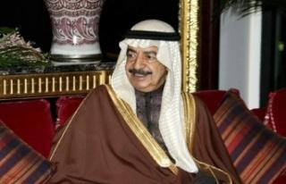 Bahreyn Başbakanı Şeyh Halife bin Selman el Halife...