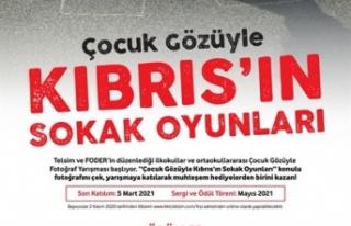 """ÇOCUK GÖZÜYLE, """"KIBRIS'IN SOKAK OYUNLARI""""..."""