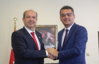Cumhurbaşkanı Ersin Tatar, bugün Erhürman'ı...