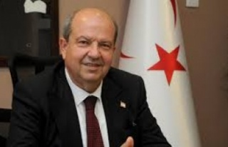Cumhurbaşkanı Tatar, siyasi parti başkanları görüşmeye...