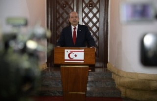 Cumhurbaşkanı Tatar:Biz masaya kalıpların dışında...