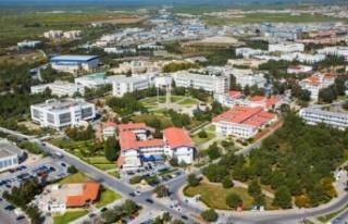 DAÜ ABD listelerinde dünyanın en iyi bin 200 üniversitesi...