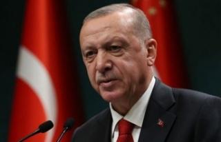 Erdoğan:Türkiye ile KKTC'yi birbirinden ayırmak...