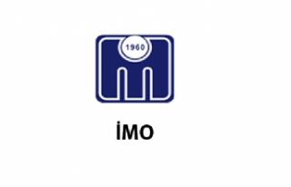 İMO: Depremin bir doğa olayı olduğu kabul edilmeli...