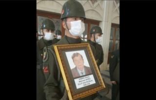 Kıbrıs Gazisi Emekli Piyade Astsubay Kıdemli Başçavuş...