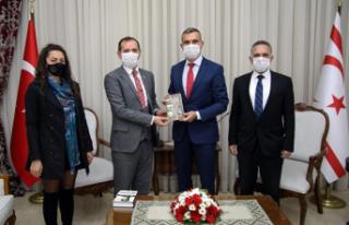 Meclisi Başkanı Uluçay, Azerbaycan Kıbrıs Dostluk...