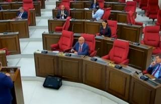 Mecliste, dünkü tören, etkinlik ve açıkılamalar...