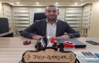 Milli İradeye Saygı Platformu Genel Başkanı Talip...