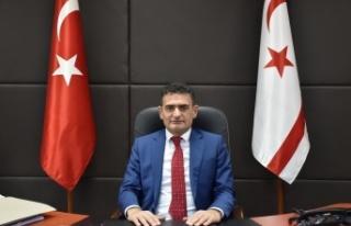 Tarım ve Doğal Kaynaklar Bakanı Oğuz Atatürk'ü...