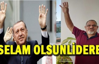 UBP'li Esemen'dan açıklama: Türk Dünyasının...