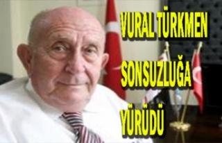 Vural Türkmen'i kaybettik...