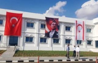 Yakın Doğu Koleji Yeniboğaziçi Kampüsü açıldı