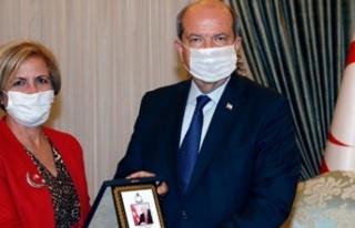Cumhurbaşkanı Tatar, Mağusa Mesarya Lions Kulübü'nü...
