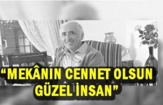 Duayen Gazeteci Ahmet Tolgay, Dr. Gülboy Beydağlı'nın...
