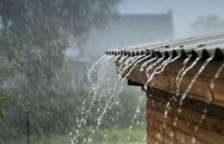En fazla yağış Devlet Üretme Çiftliği bölgesinde...