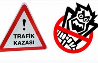 Girne Anayolunda Kaza