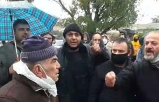 Güney Kıbrıs'ta çalışan Kıbrıslı Türkler...