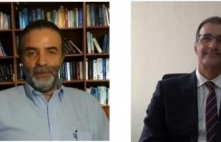 iki Kıbrıslı Türk kardeş Dünyanın en etkili...