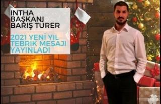 INTHA Başkanı Barış Türer 2021 Yeni Yılı Tebrik...